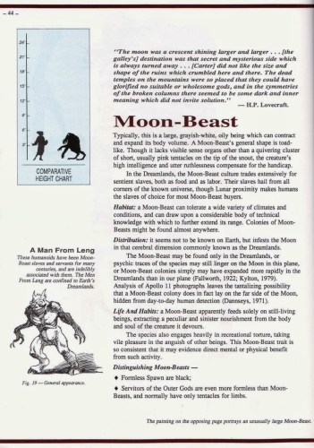 Sandy Petersen y su Guía de Campo sobre las criaturas del Gran Cthulhu | Noviembre Nocturno 29