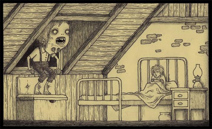 Jhon Kenn, Edward Gorey y el Horror Cósmico | Noviembre Nocturno 58
