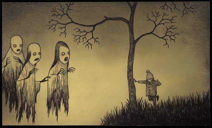 Jhon Kenn, Edward Gorey y el Horror Cósmico | Noviembre Nocturno 41