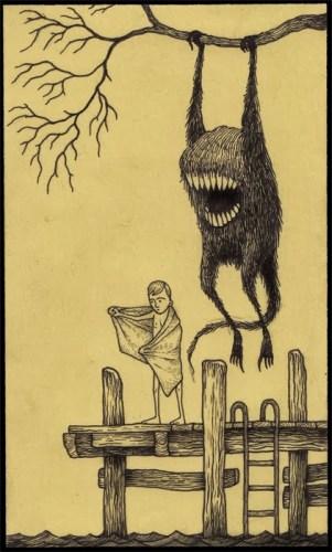 Jhon Kenn, Edward Gorey y el Horror Cósmico | Noviembre Nocturno 37