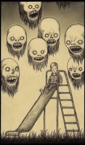 Jhon Kenn, Edward Gorey y el Horror Cósmico | Noviembre Nocturno 21