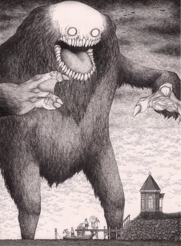 Jhon Kenn, Edward Gorey y el Horror Cósmico | Noviembre Nocturno 18