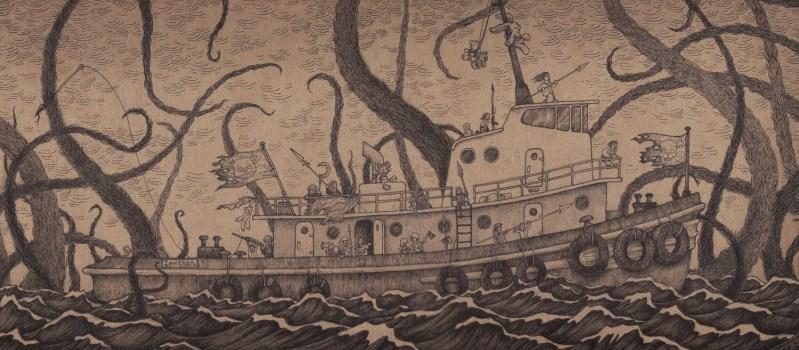 Jhon Kenn, Edward Gorey y el Horror Cósmico | Noviembre Nocturno 14