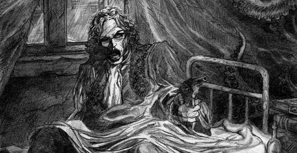 """El Manuscrito Original de """"El Caso de Charles Dexter Ward""""   Noviembre Nocturno 1"""