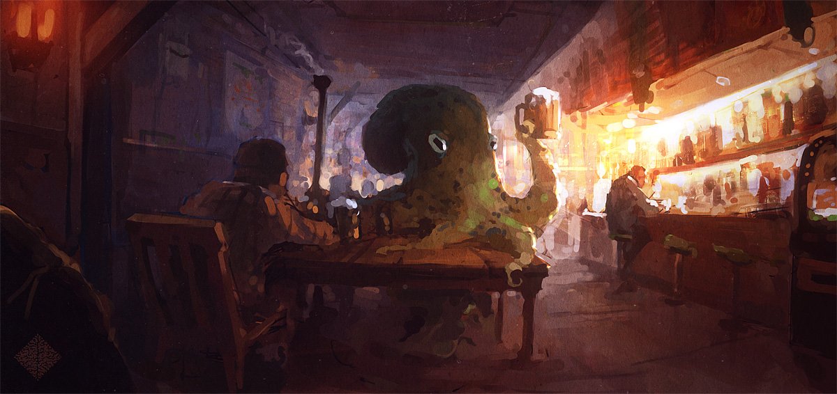 I Concurso de relatos de Fantasía, Ciencia Ficción y Terror de Noviembre Nocturno | Noviembre Nocturno 4