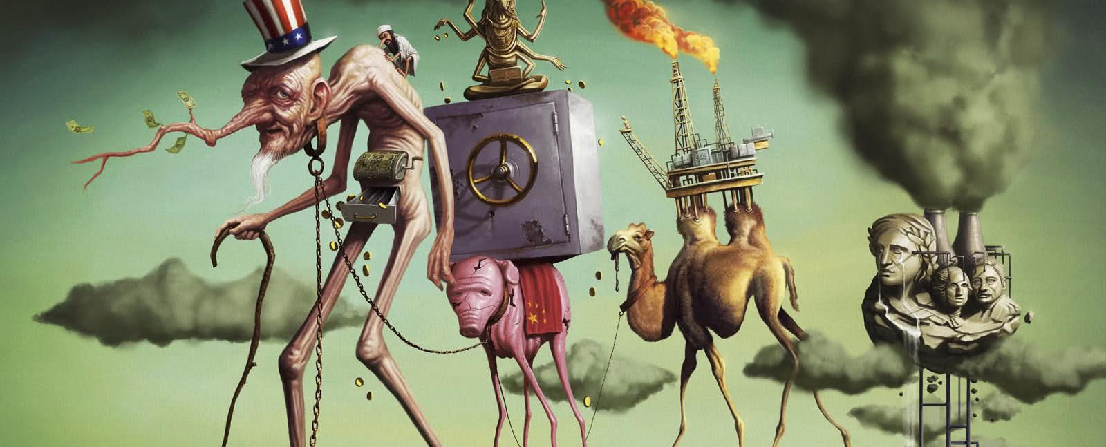TTIP: Un Mundo Feliz Transatlántico | Noviembre Nocturno 5