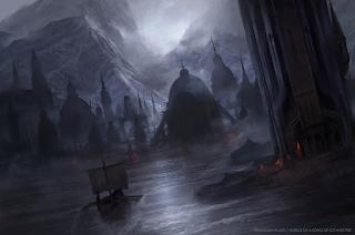 The City of Asshai by ReneAigner