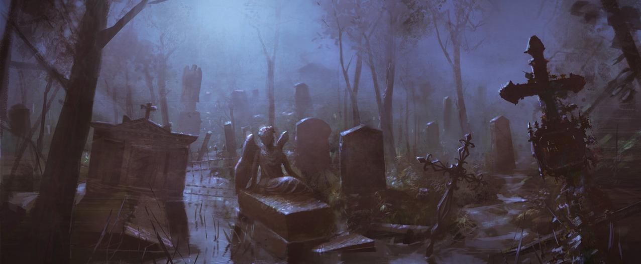 Las Ratas del Cementerio de Henry Kuttner | Noviembre Nocturno