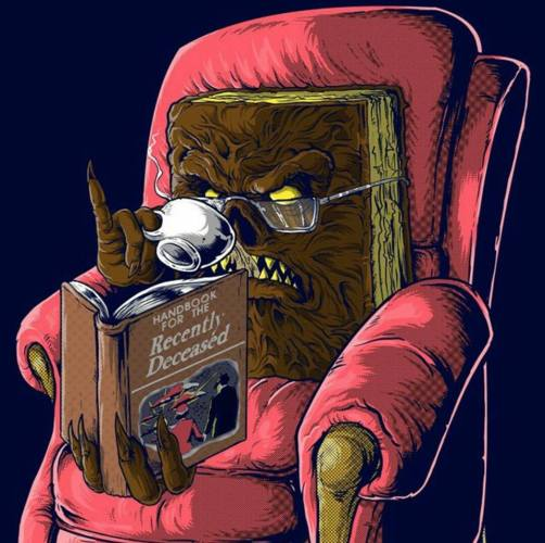 Necronomicon reading