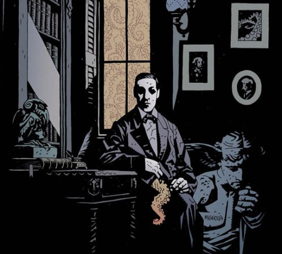 Lovecraft by Mike Mignola