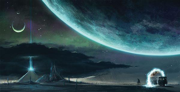 Yog Sothoth Rising by Butornado noviembre Nocturno
