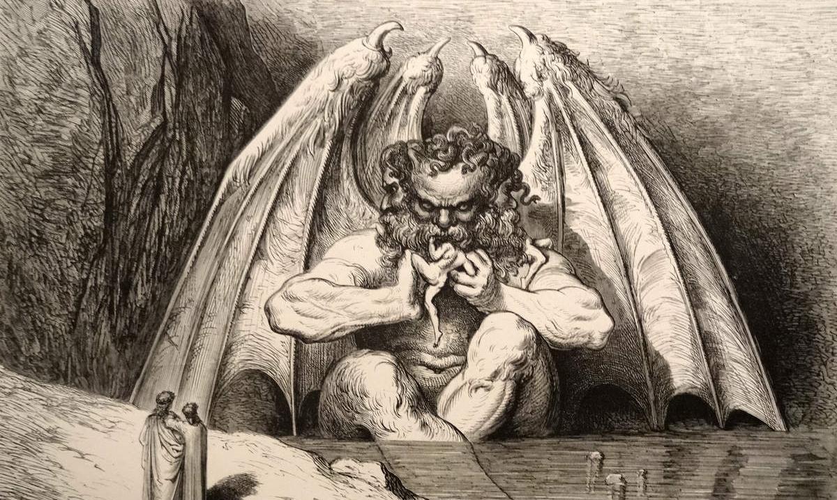Belcebú by Gustave Doré noviembre nocturno el conjuro Emilia Pardo Bazán