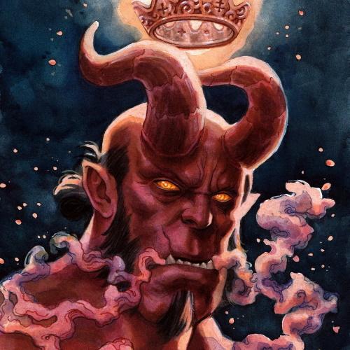 Jennifer Giner Lopez Noviembre Nocturno Hellboy