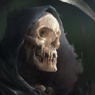 """Arte de portada de """"Death"""" by AJManzanedo"""