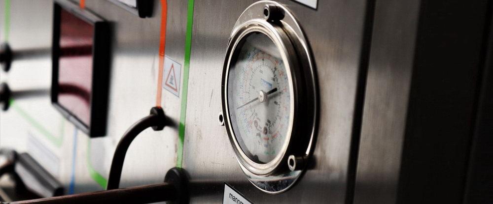 испытательный стенд для трубопроводной арматуры