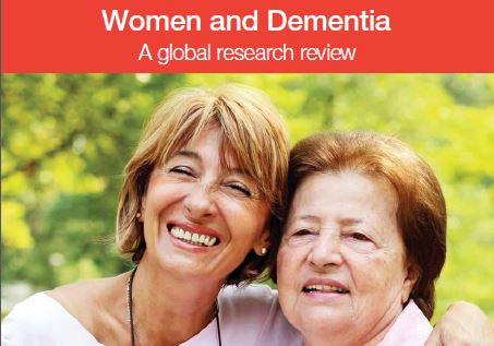 women and dementia - ADI Report
