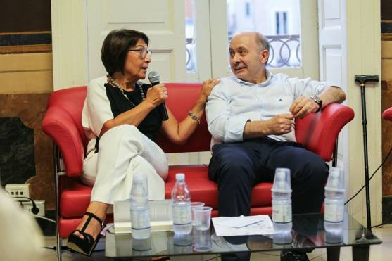 Antonio Candela e Amalia Cecilia Bruni