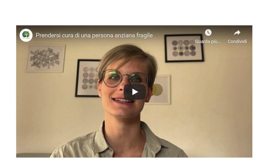 foto intervista a Giulia Avancini