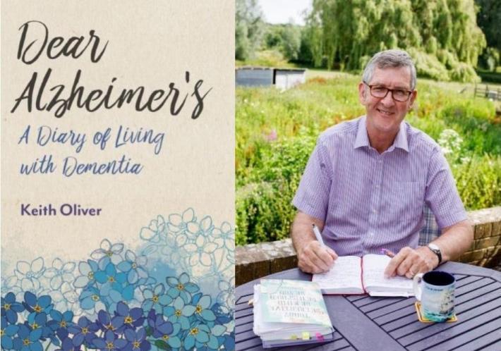 Keith Oliver e il suo libro Dear Alzzheimer's