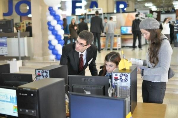 Sajam poslova i stručnih praksi, JobFair
