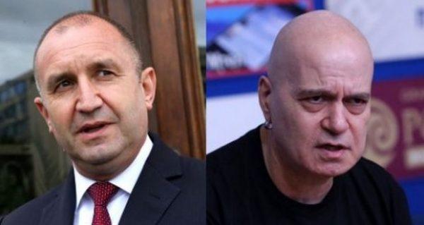 Слави Трифонов: Румен Радев е достоен мъж! Гнус ме е че го заливат с фекалии всеки ден