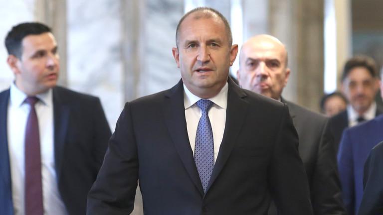 Президентът: Политиците стопиха българите до под 7 милиона души! Това се случва само по време на война! Време е да променим модела!