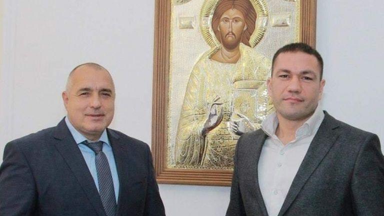 Кубрат Пулев: Бойко Борисов ме е канил в ГЕРБ, но не мога да козирувам!