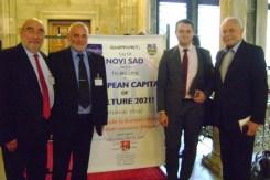 Sa delegacijom za Dunavsku strategiju
