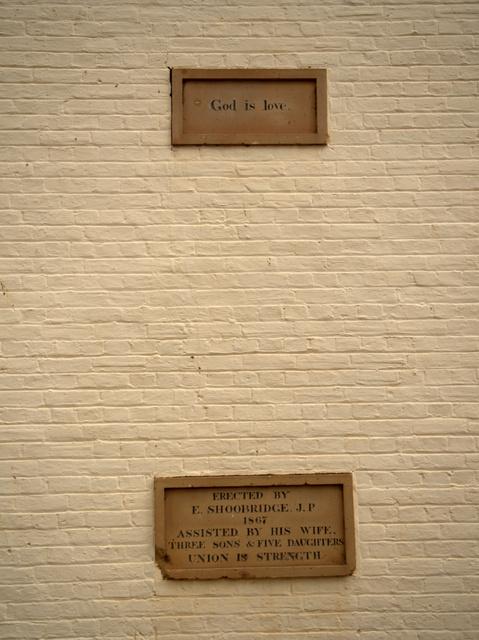 The Text Kiln at Bushy Park