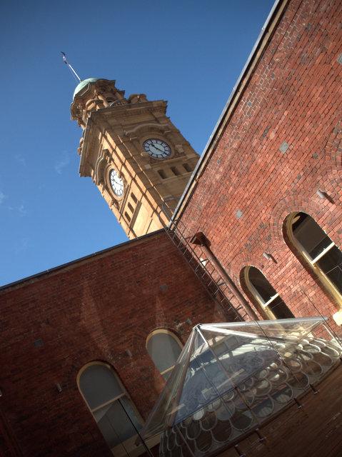 Dome over Hobart's GPO