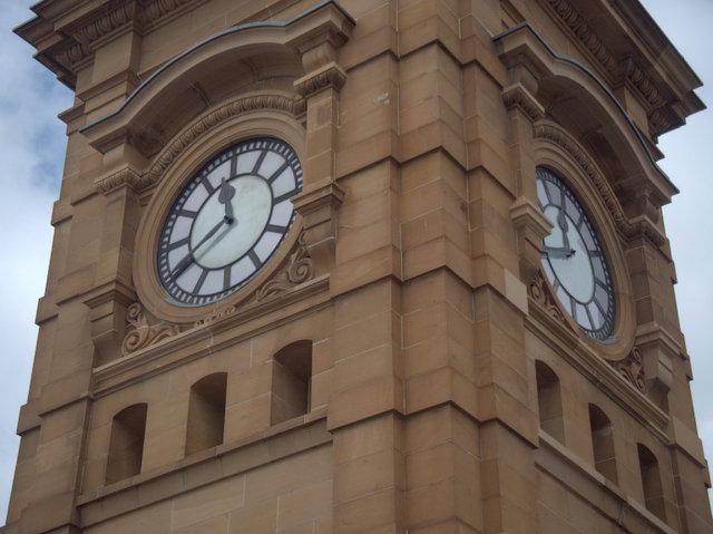 GPO Clocktower, Hobart