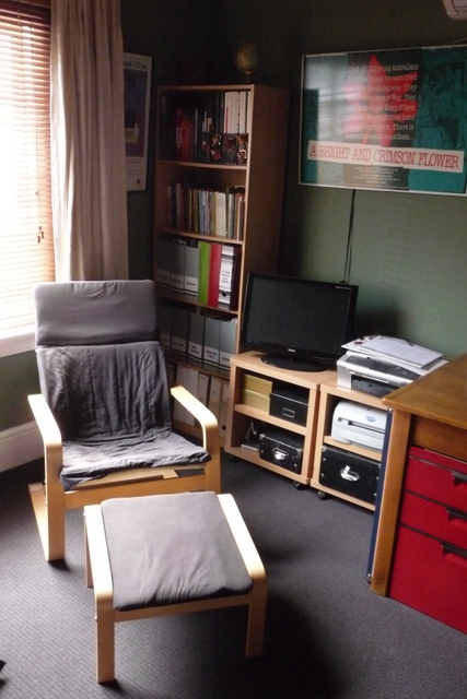 The study ready to get back to work