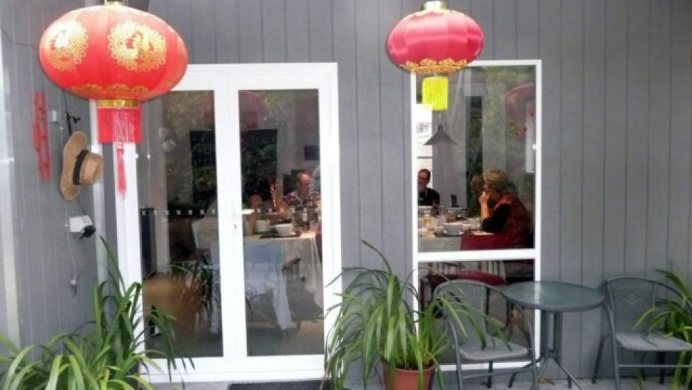 A Chinese New Year feast on Australia Day