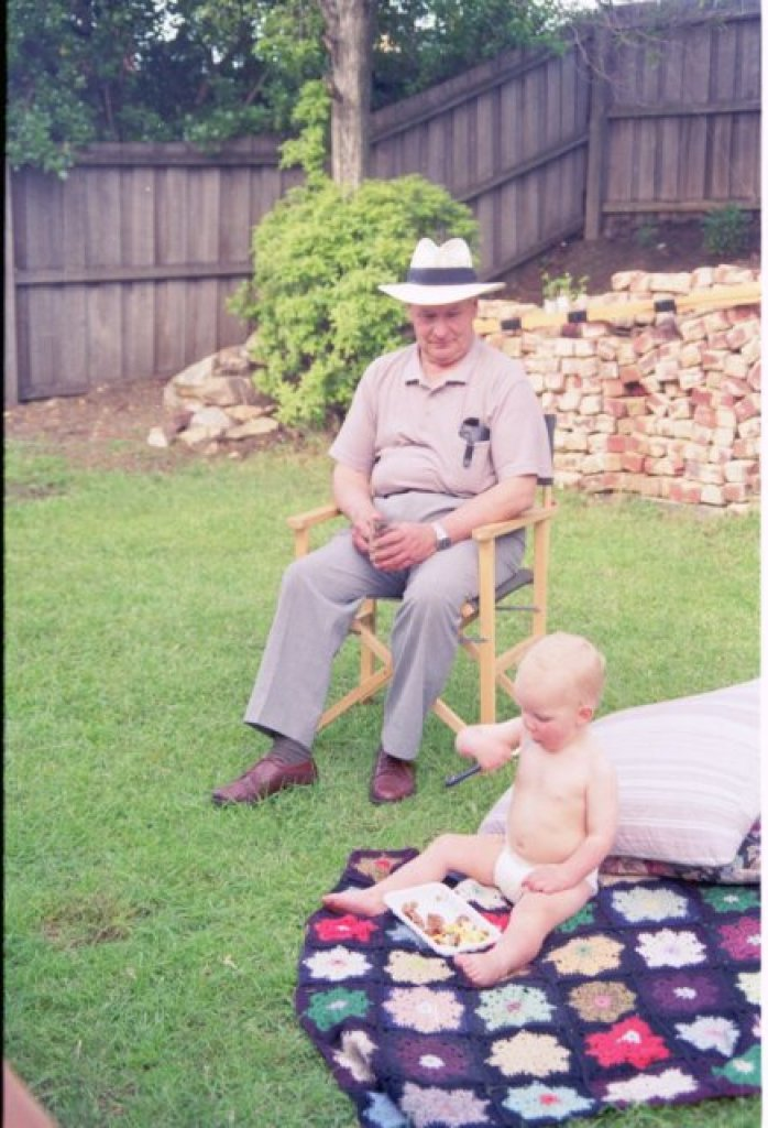 Dad and Alex