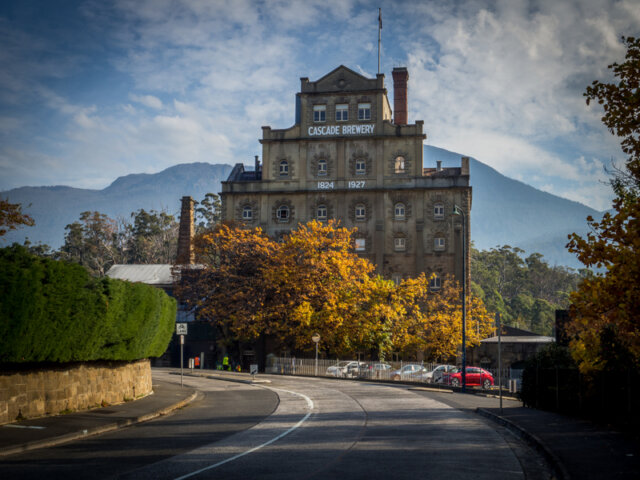 The Cascade Brewery, South Hobart