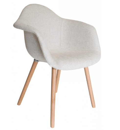 Charles Chair with Armrest