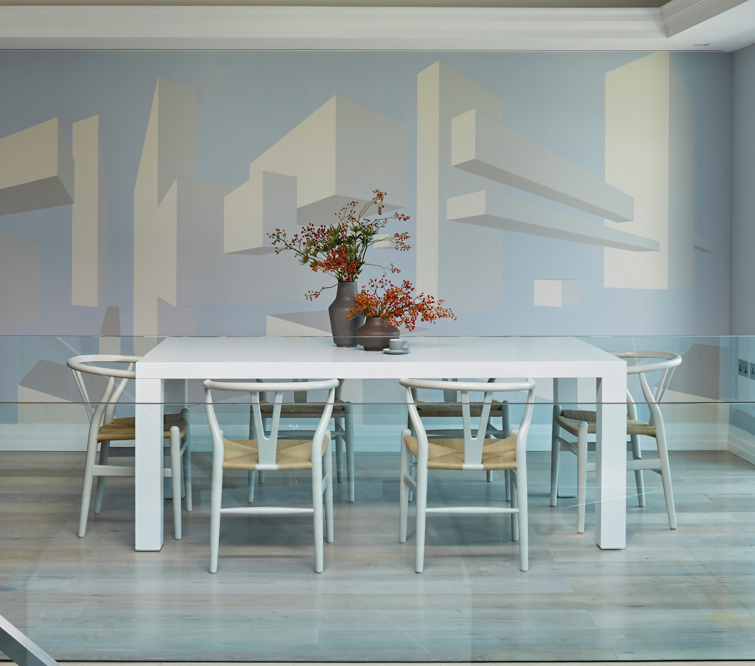 Recent Projects With Roland Hartmann Designs