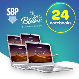 2 Notebooks por mês