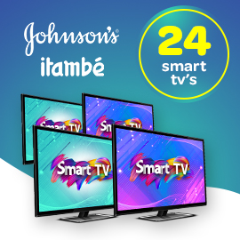 2 Smart TV's por mês