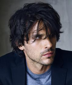 cortes pelo hombres messy wavy mens hairstyles modernos short wig cool cabello wigs nextwigs moda straight parrucca hairstyle haircuts casual