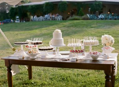 Shiny Happy Parties Mallorca: Mesas dulces sencillas
