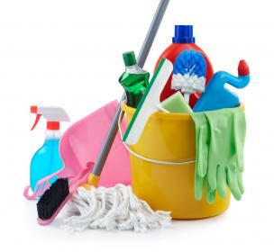 shutterstock cleaning products