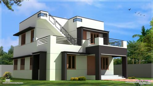 roof floor 3rd story deck terrace modern exterior floors houses level balcony thoughtskoto serving