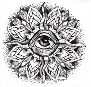 Mandala Trippy Coloring Pages For Adults Novocom Top