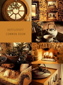 hufflepuff common potter harry aesthetics aesthetic imagines wattpad hogwarts preferences hp different magia bedroom beasts fantastic quotes ravenclaw