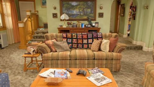 Roseanne S Couch Tattoo Idea Home Decor Living Room Couch