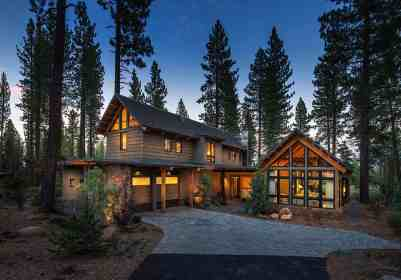 mountain rustic california modern twist architecture truckee architects homes cabin onekindesign ward young kindesign traditional lake tahoe