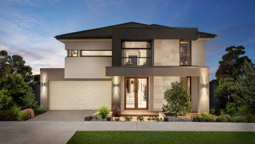 Sorrento by Carlisle Homes in Australia Architecture