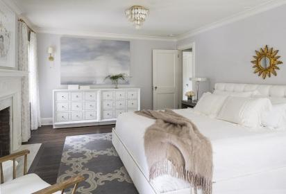 White Gray And Gold Bedroom Ideas Novocom Top