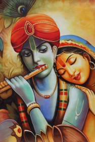 krishna radha painting paintings divine handpainted 36in 24in lord abstract handmade holi indian fizdi cdn11 bigcommerce oil frame wallpapers
